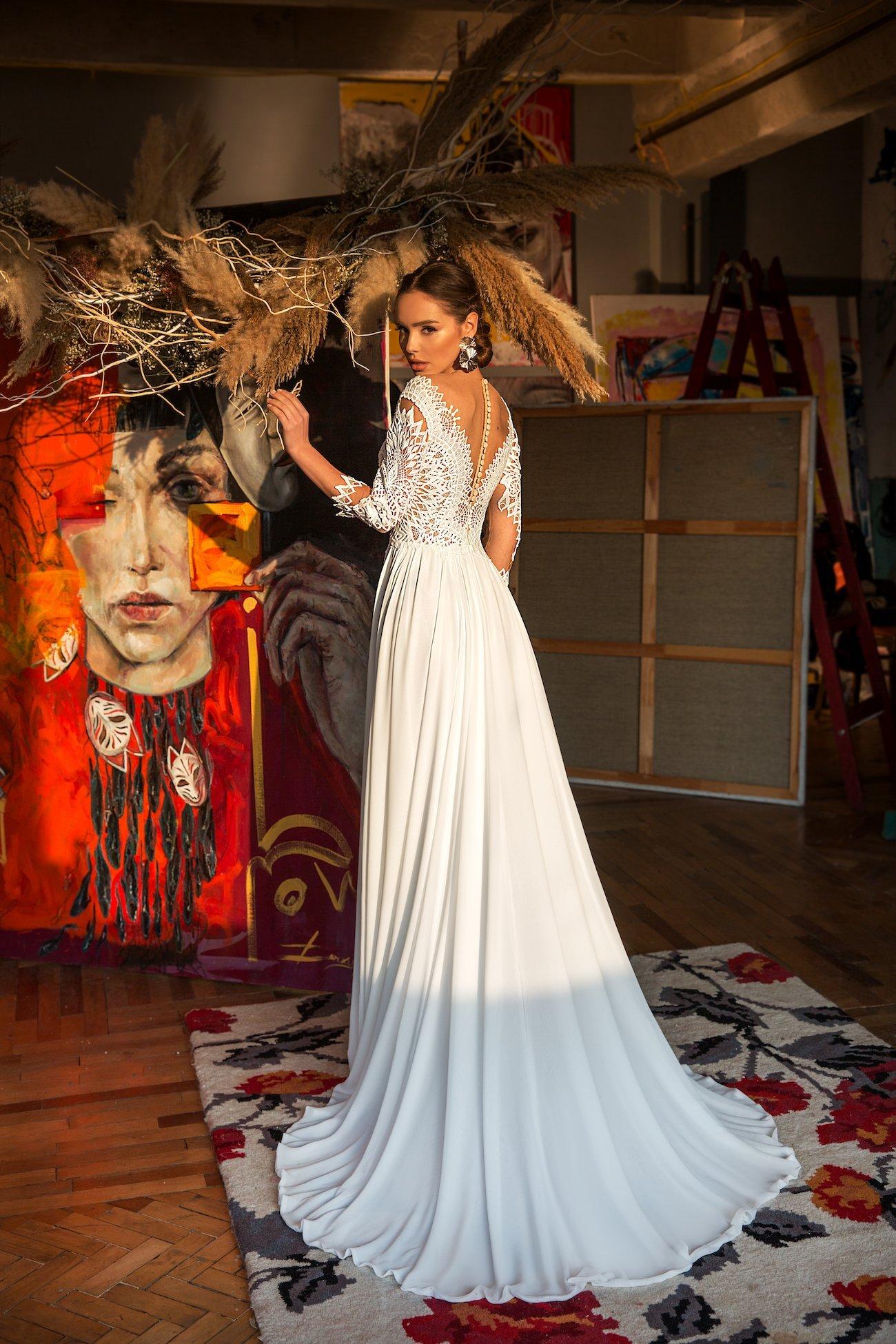 Elis wedding dress 2
