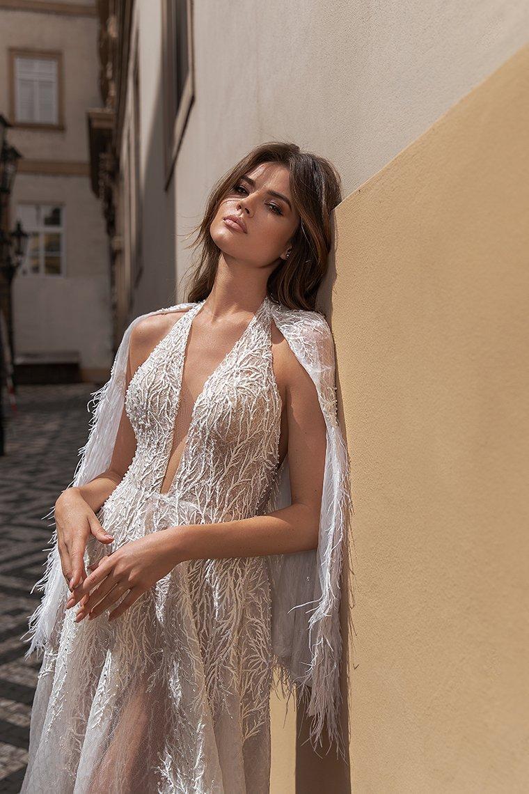 Esmeralda wedding dress