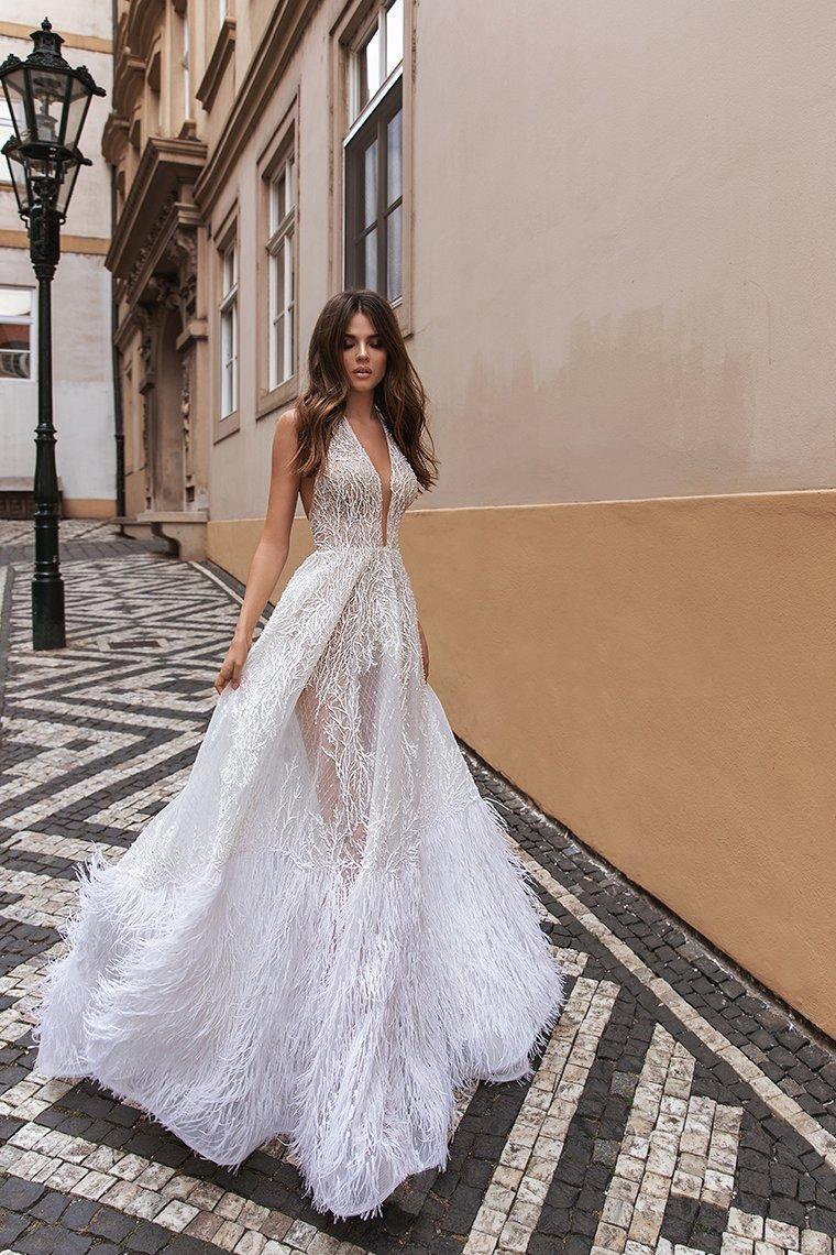 Esmeralda wedding dress 3